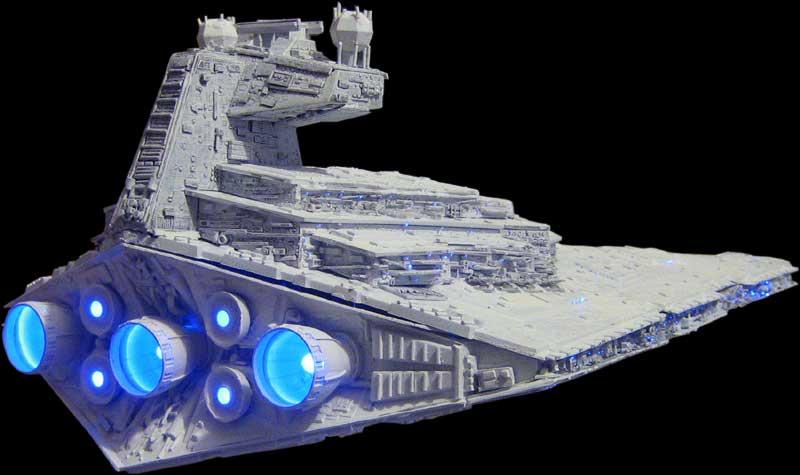 Star Wars Model Kits And Images Mpcertl Star Destroyer Plastic