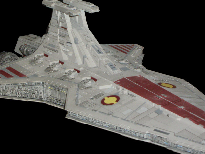 LDD MOC: Midi Venator-class Republic Attack Cruiser - LEGO ...